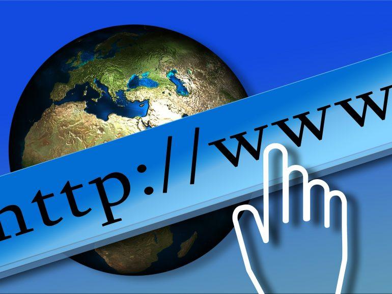 La diferencia entre un sitio web y un dominio